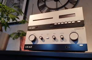 Leak Stereo 130 i CDT zajawka