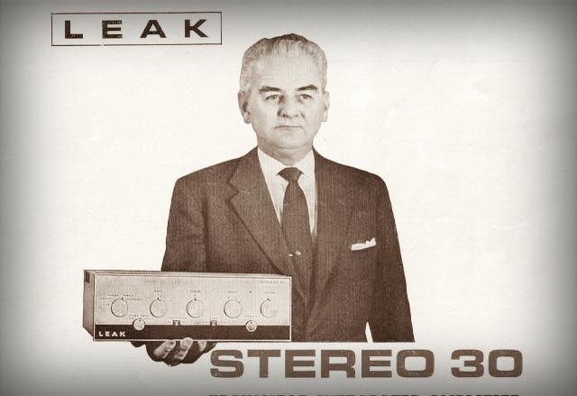 Leak Stereo 130 / LeakCDT - test. Tak wyglądał stary Leak Stereo 30 (fot. Leak)