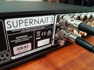 Naim Supernait + zasilacz 2