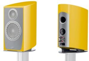 Paradigm Persona B 9 - test. Kolumny można zamówić w 18 kolorach. Także w żółtym (fot. Paradigm)