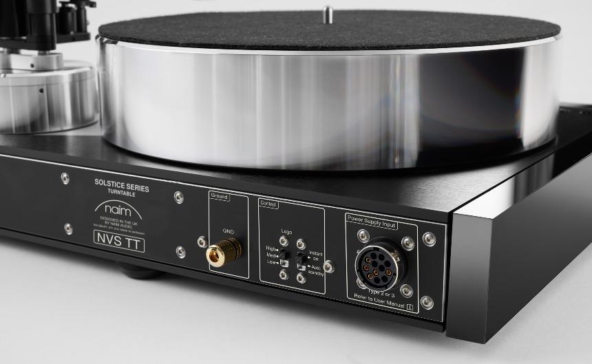 Naim gramofon 3