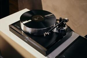 Naim gramofon zajawka