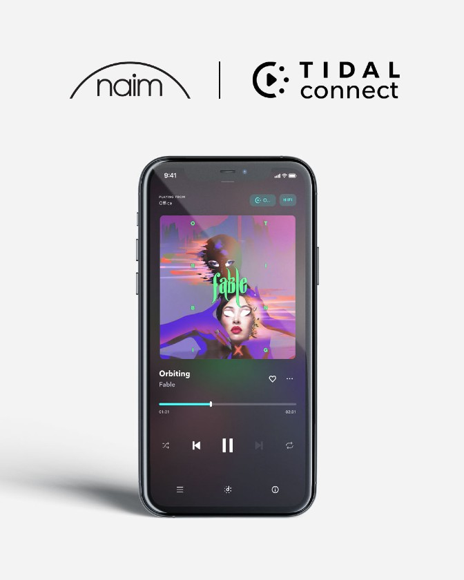 TIDAL Connect App OK 1